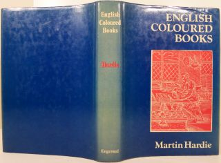 ENGLISH COLOURED BOOKS. Martin Hardie