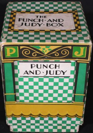 THE PUNCH AND JUDY BOX.