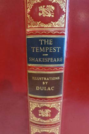 SHAKESPEARE'S COMEDY OF THE TEMPEST.