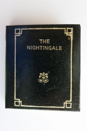 THE NIGHTINGALE. Hans Christian Anderson