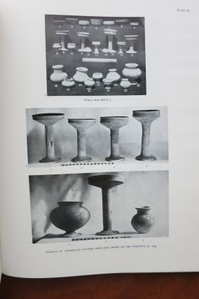 CARCHEMISH. REPORT ON THE EXCAVATIONS AT DJERABIS ON BEHALF OF THE BRITISH MUSEUM. Parts I, II, and III.