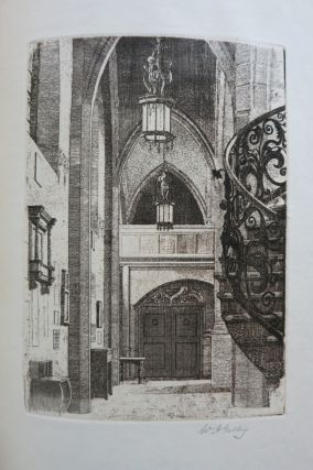 A SHORT HISTORY OF HOLY TRINITY CHURCH, SLOANE STREET, CHELSEA.
