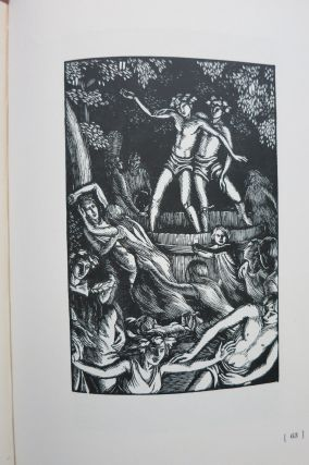 THE WOOD ENGRAVINGS OF GWEN RAVERAT.