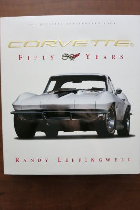 CORVETTE. FIFTY YEARS