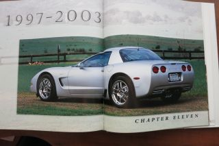 CORVETTE. FIFTY YEARS.