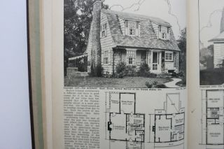 SCRAP BOOK OF HOMES published... for the Chicago Daily News.