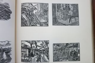 WOODCUTS & WOOD ENGRAVINGS: HOW I MAKE THEM.