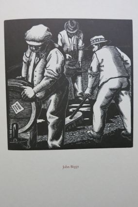 A CROSS SECTION. THE SOCIETY OF WOOD ENGRAVERS IN 1988.