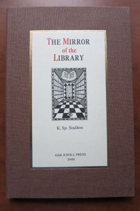 THE MIRROR OF THE LIBRARY. K. Sp Staikos