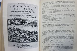 VOYAGES AND TRAVELS IN ALL PARTS OF THE WORLD, A DESCRIPTIVE CATALOGUE. Vol. III.