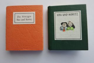 MAX UND MORITZ, THEIR FIRST, SECOND AND FINAL TRICKS