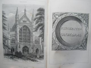 HANDBOOK TO THE CATHEDRALS OF ENGLAND. SOUTHERN DIVISION.