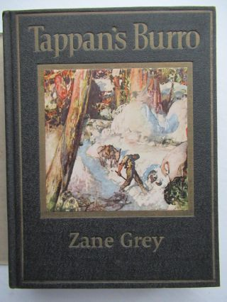 TAPPAN'S BURRO AND OTHER STORIES.