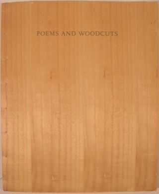 POEMS AND WOODCUTS. John W. Wright